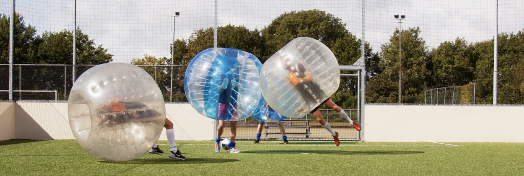 Bubble Voetbal Indoor Soccer Zwolle